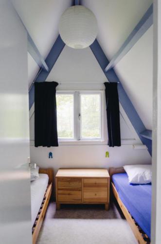 slaapkamer voorzijde